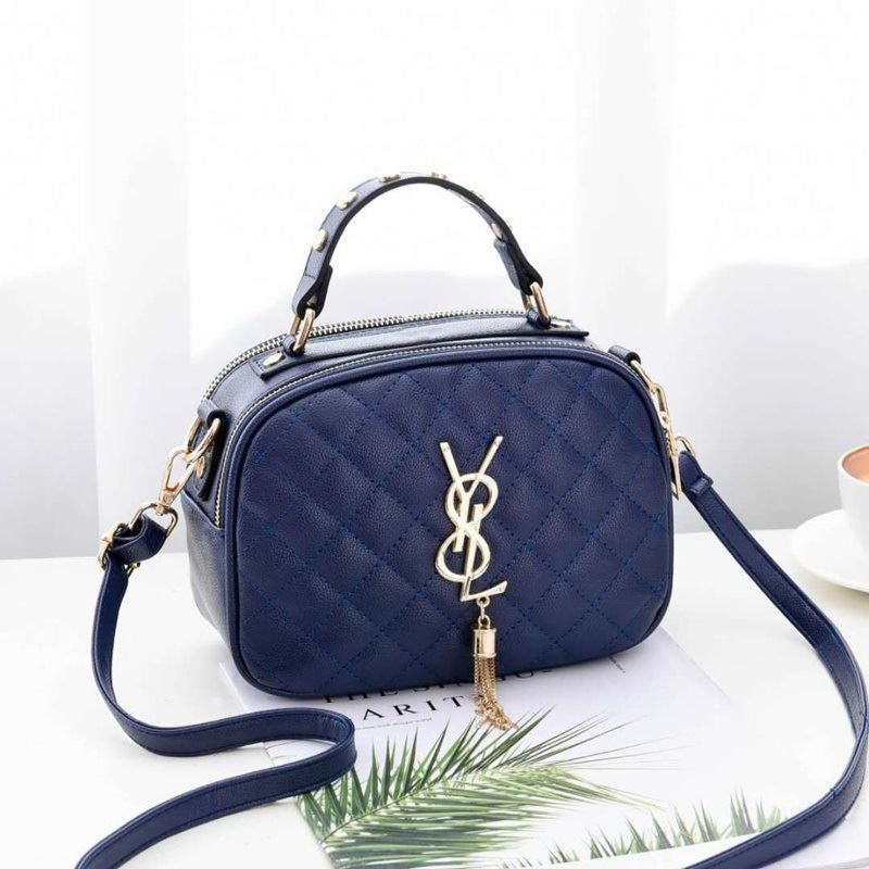 B0022 IDR.162.000 MATERIAL PU SIZE L21XH15.5XW10CM WEIGHT 500GR COLOR BLUE