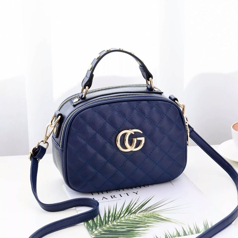 B0023 JKT IDR.162.000 MATERIAL PU SIZE L21.5XH16.5XW11CM WEIGHT 550GR COLOR BLUE
