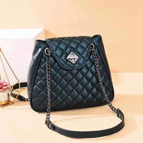 B0078-blue Tas Selempang Wanita Elegan Import Terbaru