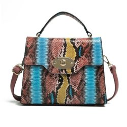 B00857-darkpink Tas Handbag Wanita Elegan Import Terbaru