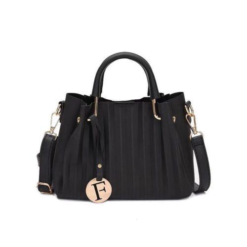 B05741-black Tas Selempang Mini Fashion Elegan 2in1
