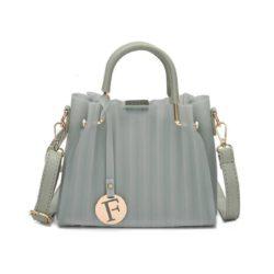 B05741-gray Tas Selempang Mini Fashion Elegan 2in1