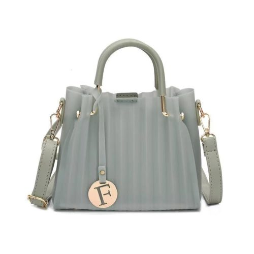 B05741-gray Tas Selempang Mini Fashion Elegan 2in1