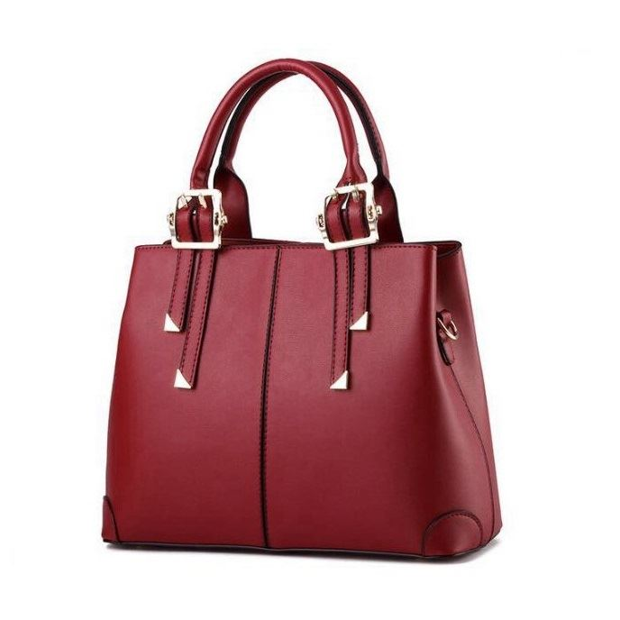 B0618 JKT IDR.180.000 MATERIAL PU SIZE L32XH25XW12CM WEIGHT 700GR COLOR WINE