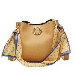 B1048-yellow Tas Selempang Fashion Wanita Cantik Import
