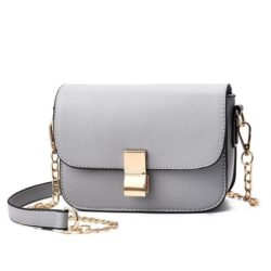 B1069-gray Tas Selempang Import Wanita Mini Elegan