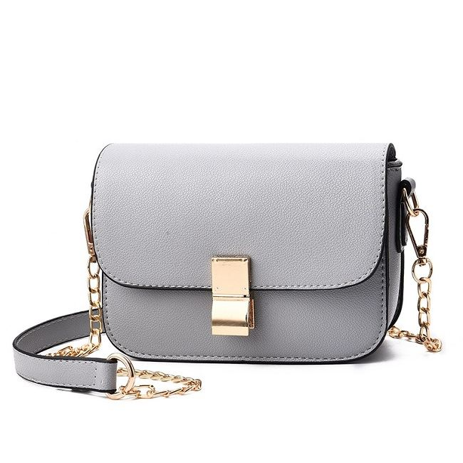 B1069 JKT IDR.165.000 MATERIAL PU SIZE L20XH14XW6CM WEIGHT 650GR COLOR GRAY