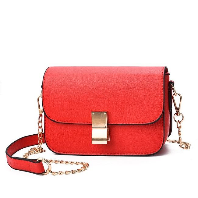 B1069 JKT IDR.165.000 MATERIAL PU SIZE L20XH14XW6CM WEIGHT 650GR COLOR RED