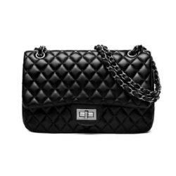 B11000-black Tas Pesta Wanita Elegan Terbaru