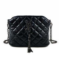 B155422-black Tas Slingbag Wanita Cantik Lucu Terbaru