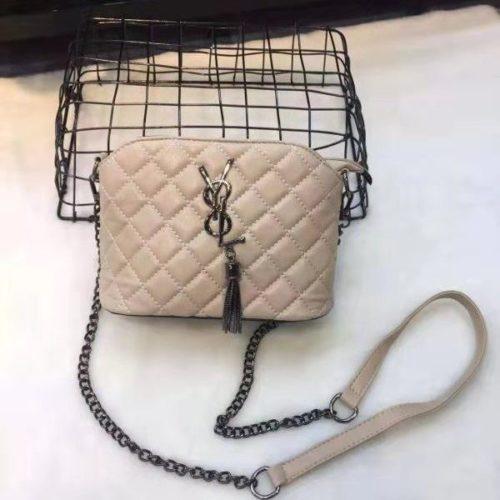 B155422-khaki Tas Slingbag Wanita Cantik Lucu Terbaru