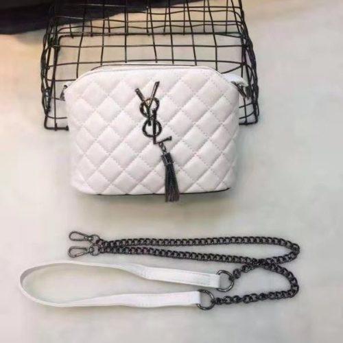 B155422-white Tas Slingbag Wanita Cantik Lucu Terbaru