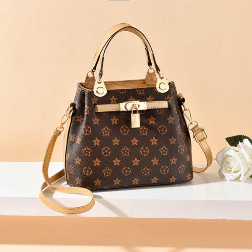 B1988-brownstar Tas Handbag Pesta Elegan Import Terbaru