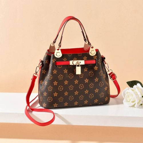 B1988-redstar Tas Handbag Pesta Elegan Import Terbaru