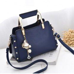 B2222-blue Tas Selempang Import Wanita Cantik
