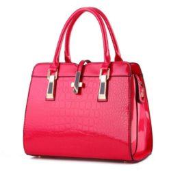 B2702-rose Tas Handbag Wanita Cantik Elegan Terbaru