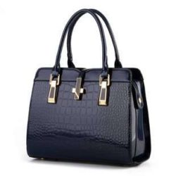 B2702-blue Tas Handbag Wanita Cantik Elegan Terbaru
