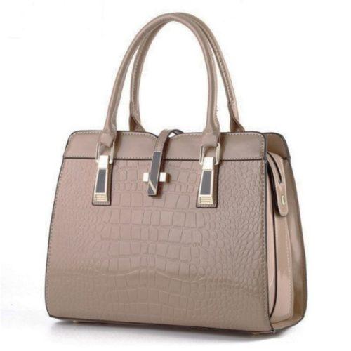B2702-darkkhaki Tas Handbag Wanita Cantik Elegan Terbaru