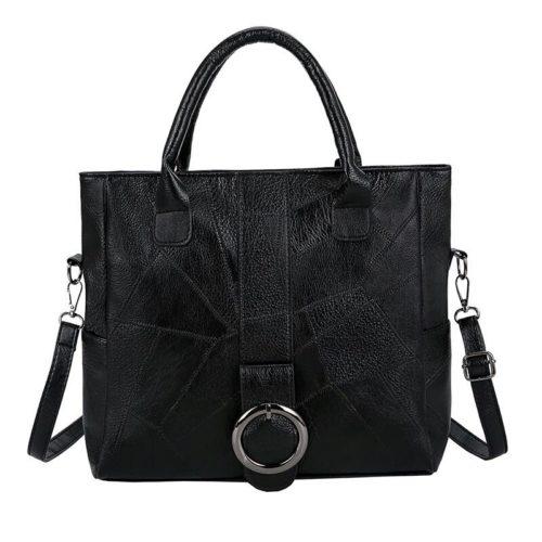 B30348-black Tas Handbag Cantik Elegan Terbaru