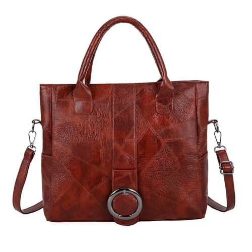 B30348-red Tas Handbag Cantik Elegan Terbaru