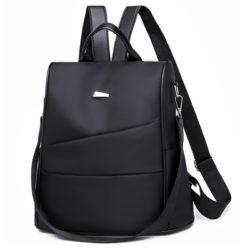 B4423-black Tas Ransel Fashion Wanita Elegan Import