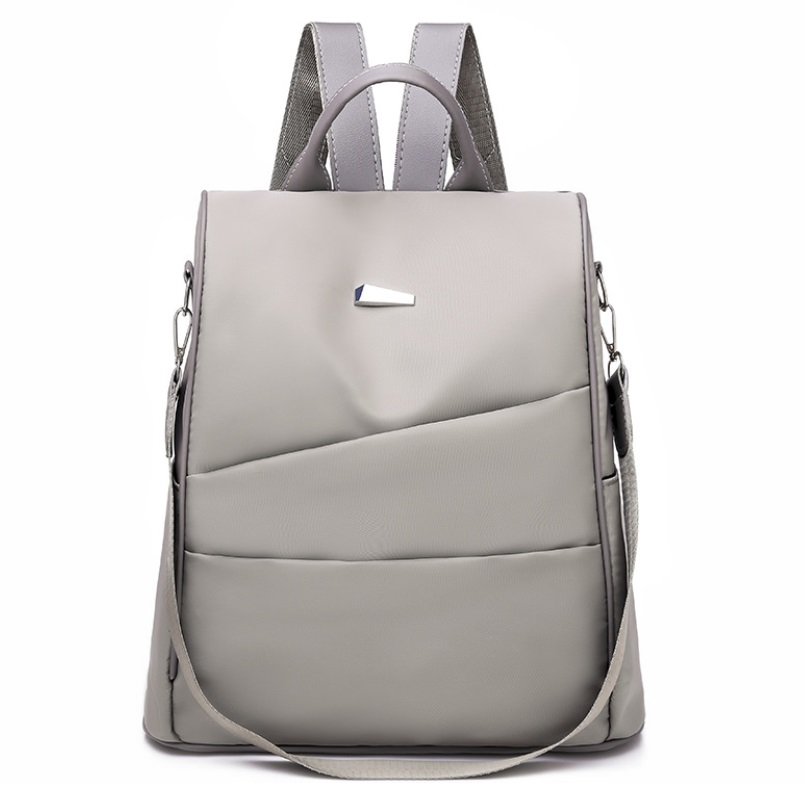 B4423 JKT IDR.165.000 MATERIAL NYLON SIZE L30XH30XW15CM WEIGHT 500GR COLOR GRAY