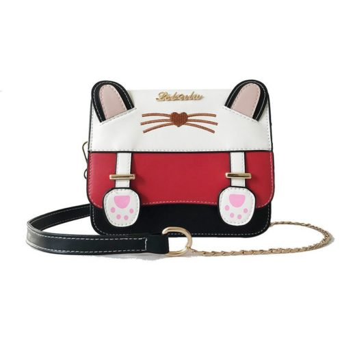 B518259-black Tas Selempang Model Kitty Fashion Import