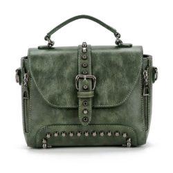B522-green Tas Handbag Wanita Elegan Import Terbaru
