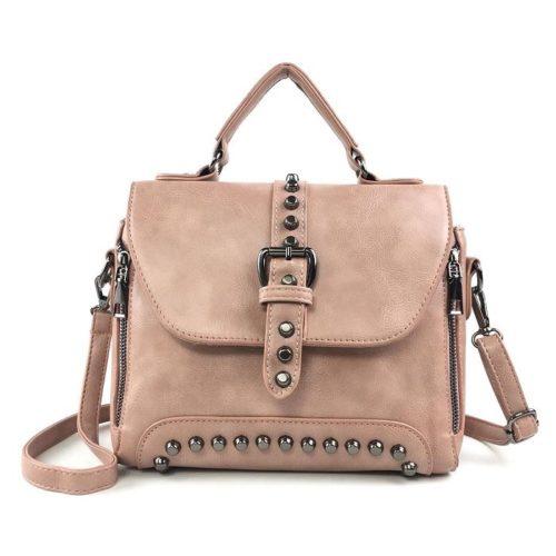 B522-pink Tas Handbag Wanita Elegan Import Terbaru