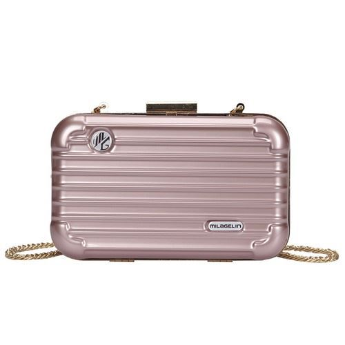 B5502 IDR.150.000 MATERIAL PVC SIZE L17XH10XW6CM WEIGHT 450GR COLOR PINK