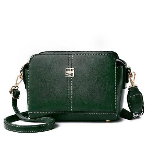 B603-green Tas Selempang Wanita Cantik Import