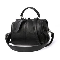 B706-black Tas Handbag Wanita Modis Import