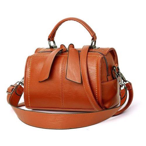 B706-brown Tas Handbag Wanita Modis Import