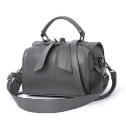 B706-gray Tas Handbag Wanita Modis Import