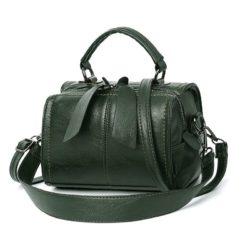 B706-green Tas Handbag Wanita Modis Import