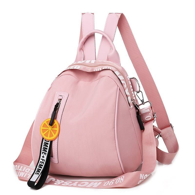 B7079 JKT IDR.162.000 MATERIAL OXFORD SIZE L23XH25XW17.5CM WEIGHT 500GR COLOR PINK