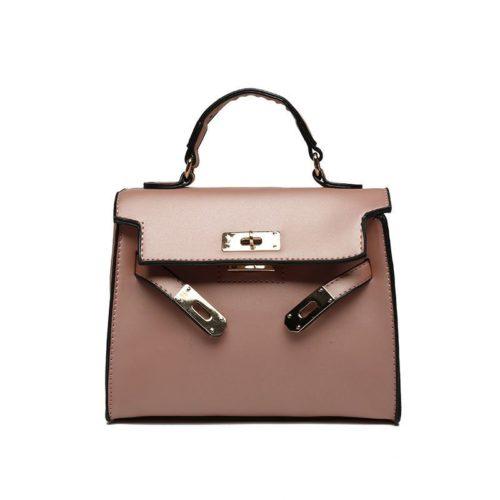 B753-pink Tas Import Wanita Elegan Terbaru
