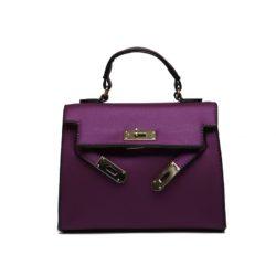 B753-purple Tas Import Wanita Elegan Terbaru