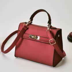 B753-red Tas Import Wanita Elegan Terbaru