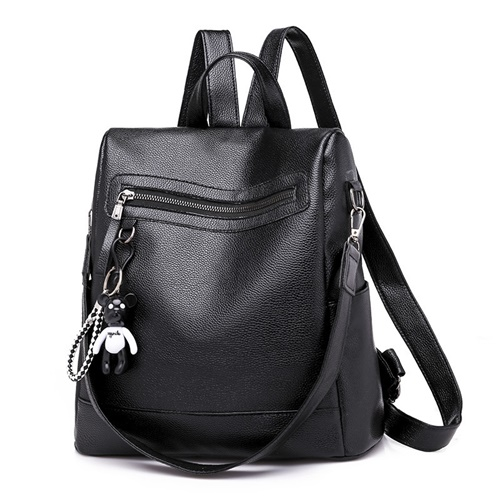 B813431 MATERIAL PU SIZE L30XH34XW15CM WEIGHT 500GR COLOR BLACK