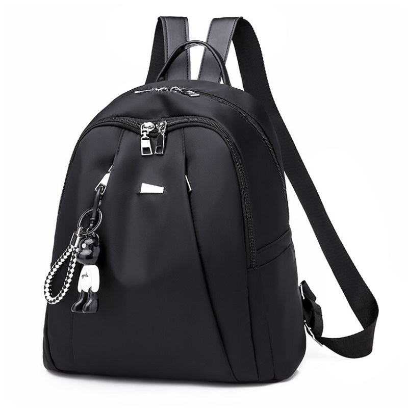 B813464 JKT IDR.160.000 MATERIAL NYLON SIZE L30XH33XW15CM WEIGHT 450GR COLOR BLACK