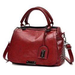 B819561 JKT IDR.182.000 MATERIAL PU SIZE L27XH19XW11CM WEIGHT 650GR COLOR RED