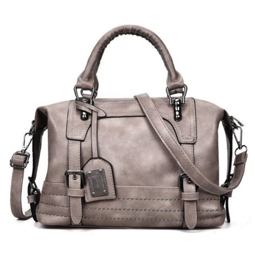 B819566 JKT IDR.180.000 MATERIAL PU SIZE L30XH24XW12CM WEIGHT 600GR COLOR GRAY