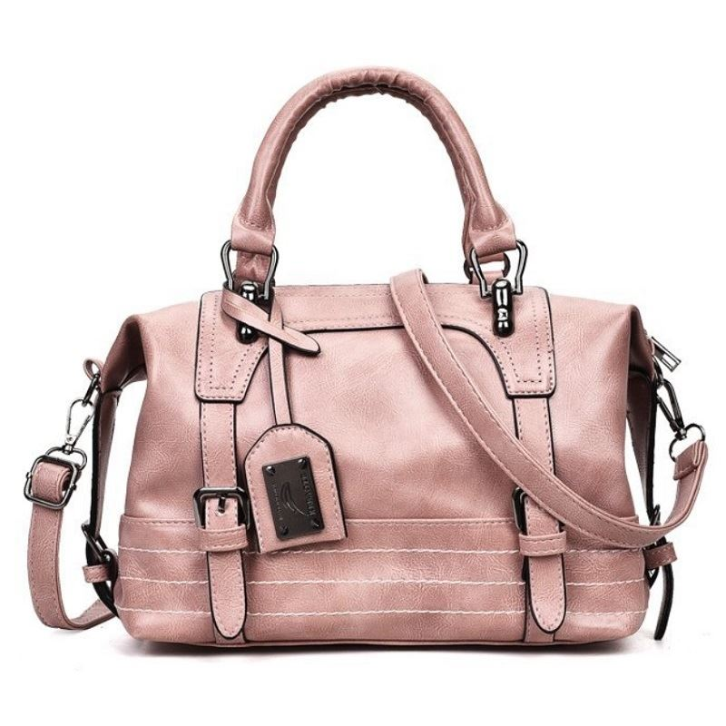 B819566 JKT IDR.180.000 MATERIAL PU SIZE L30XH24XW12CM WEIGHT 600GR COLOR PINK