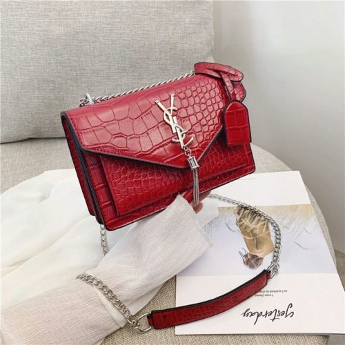 B8501 JKT MATERIAL PU SIZE L22XH14XW8CM WEIGHT 600GR COLOR RED