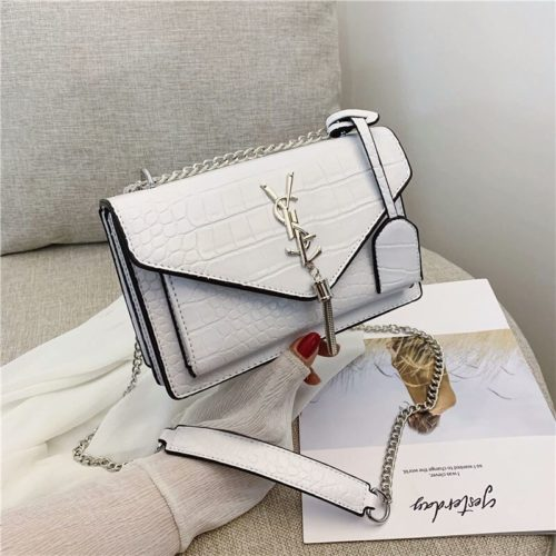B8501 JKT MATERIAL PU SIZE L22XH14XW8CM WEIGHT 600GR COLOR WHITE