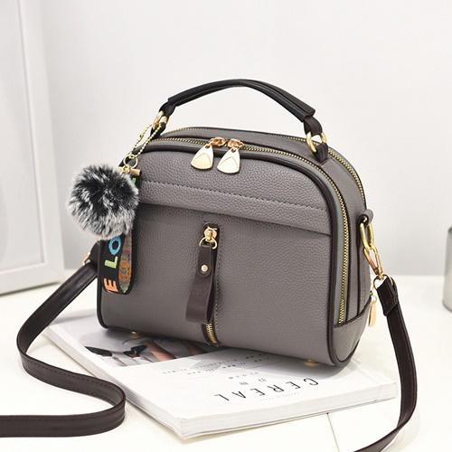 B8691 IDR.164.000 MATERIAL PU SIZE L22XH18XW11CM WEIGHT 500GR COLOR GRAY