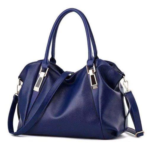B897-blue Tas Selempang Wanita Stylish
