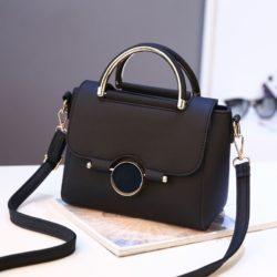 B9085-black Tas Pesta Selempang Wanita