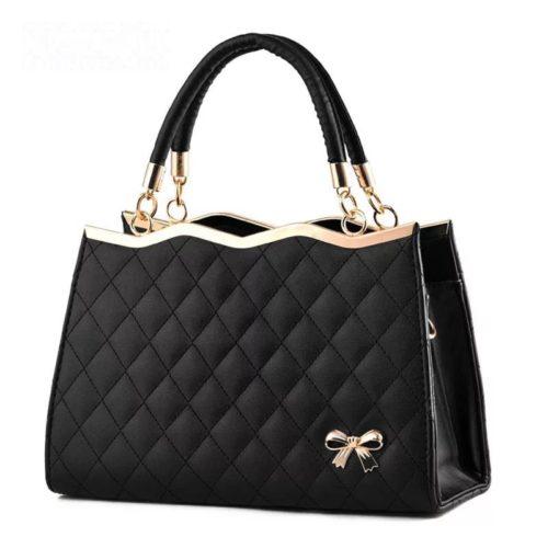 B9360-black Tas Pesta Import Elegan